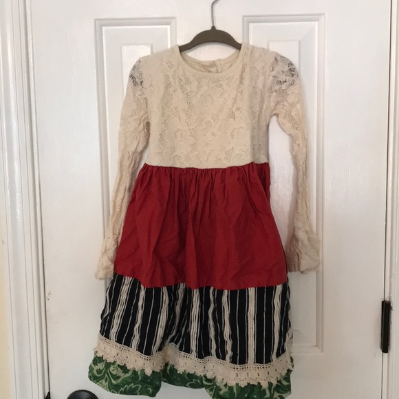 Persnickety Other - Persnickety Christmas dress